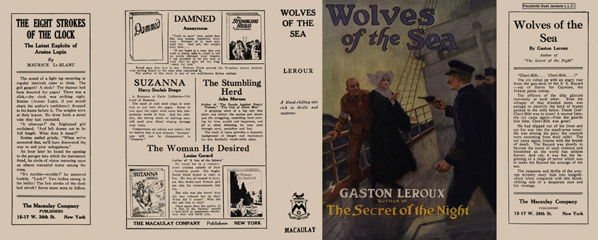Wolves of the Sea. Gaston Leroux