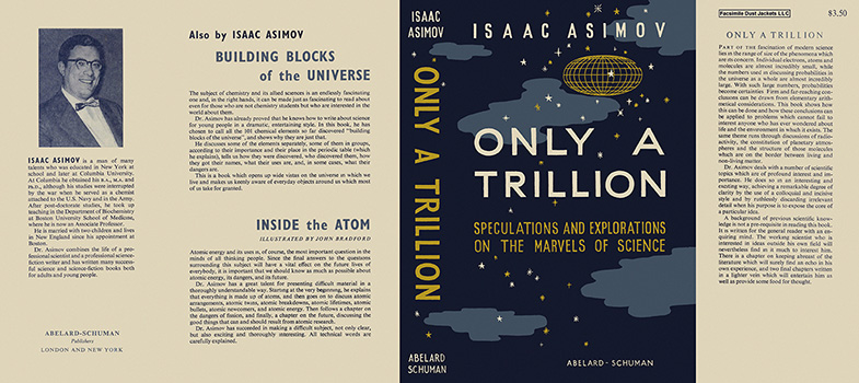 Only a Trillion. Isaac Asimov
