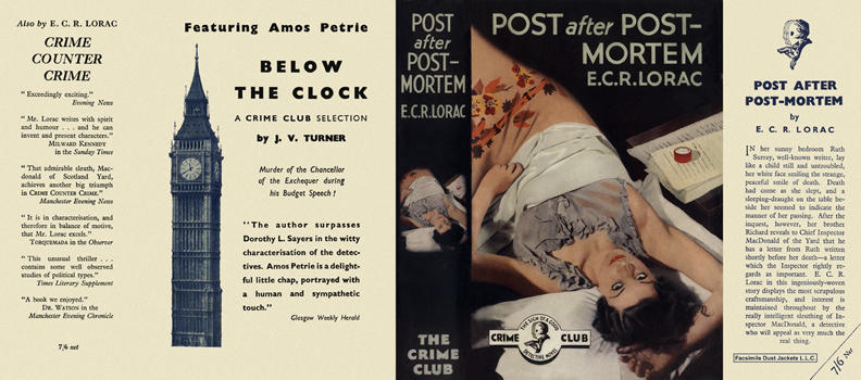 Post After Post-Mortem. E. C. R. Lorac