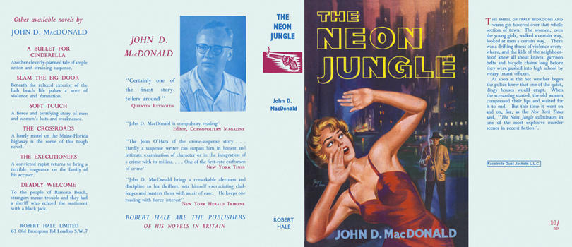 Neon Jungle, The. John D. MacDonald.