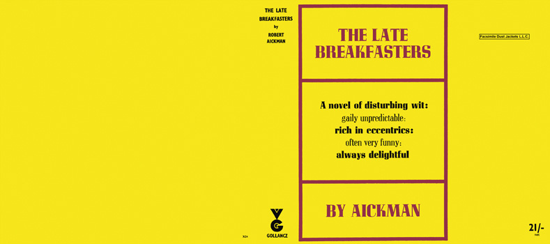 Late Breakfasters, The. Robert Aickman.