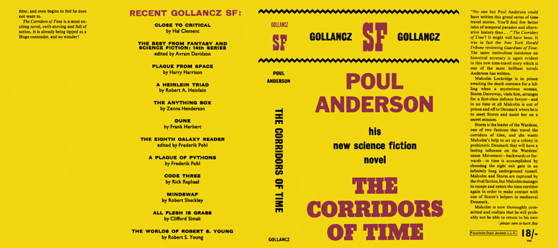 Corridors of Time, The. Poul Anderson