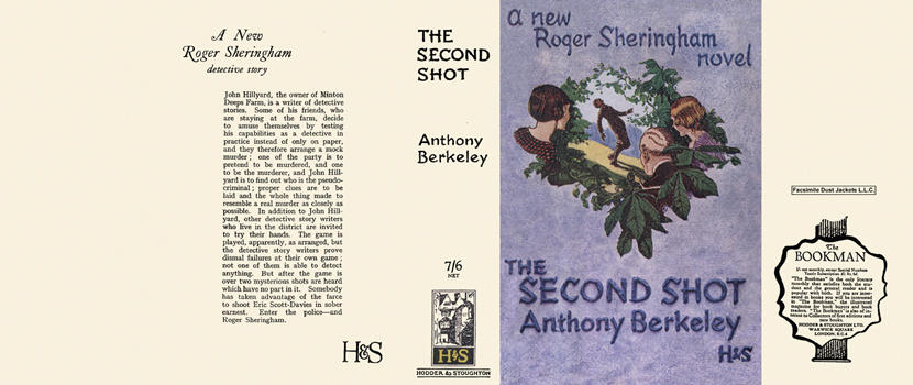 Second Shot, The. Anthony Berkeley