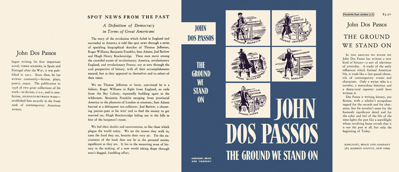Ground We Stand On, The. John Dos Passos