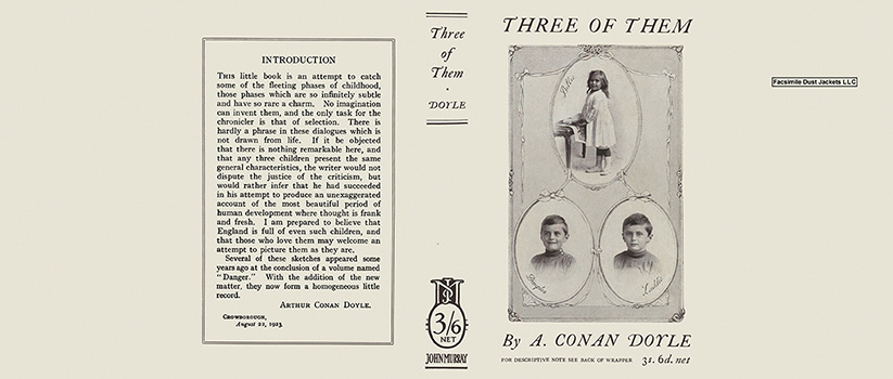 Three of Them. Sir Arthur Conan Doyle