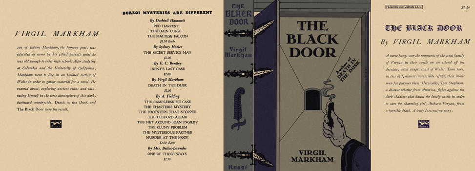 Black Door, The. Virgil Markham.