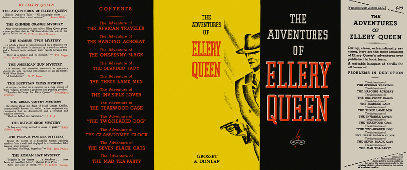 Adventures of Ellery Queen. Ellery Queen