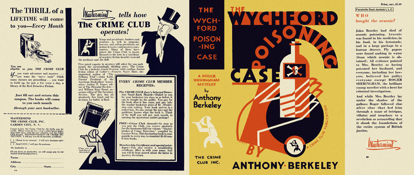 Wychford Poisoning Case, The. Anthony Berkeley