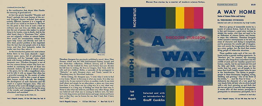 Way Home, A. Theodore Sturgeon