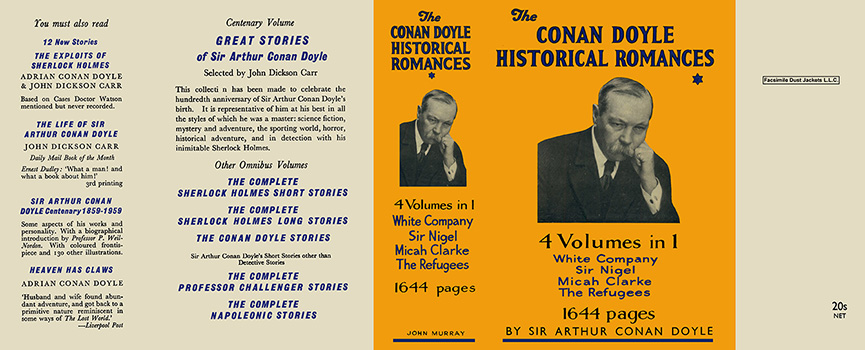 Conan Doyle Historical Romances, The. Sir Arthur Conan Doyle
