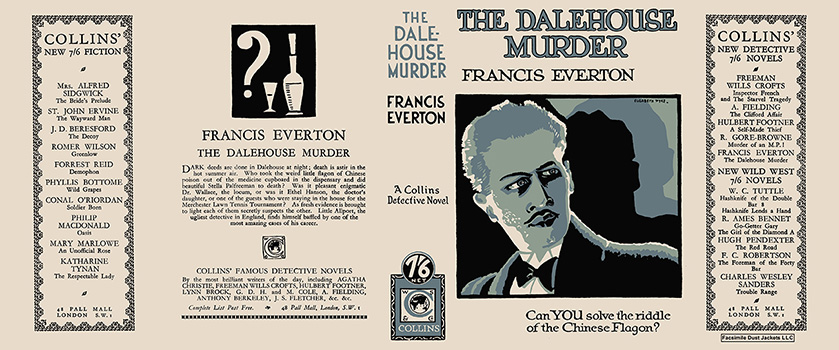 Dalehouse Murder, The. Francis Everton