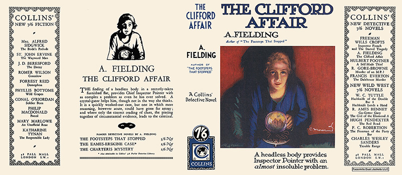 Clifford Affair, The. A. Fielding