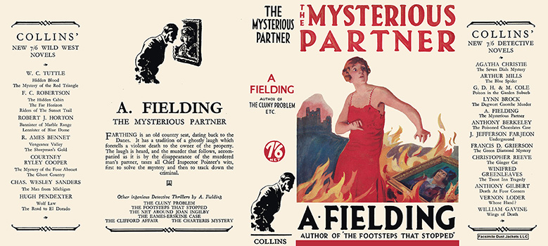 Mysterious Partner, The. A. Fielding