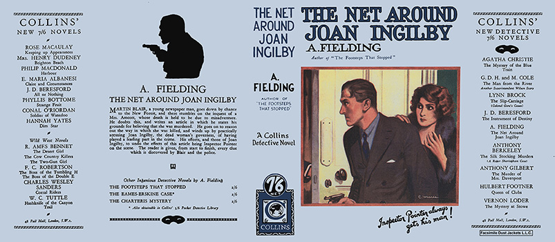 Net Around Joan Ingilby, The. A. Fielding