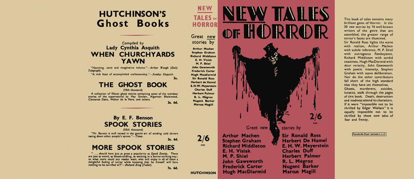 New Tales of Horror. Anthology
