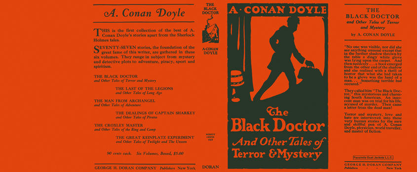 Black Doctor and Other Tales of Terror and Mystery, The. Sir Arthur Conan Doyle