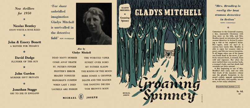 Groaning Spinney. Gladys Mitchell
