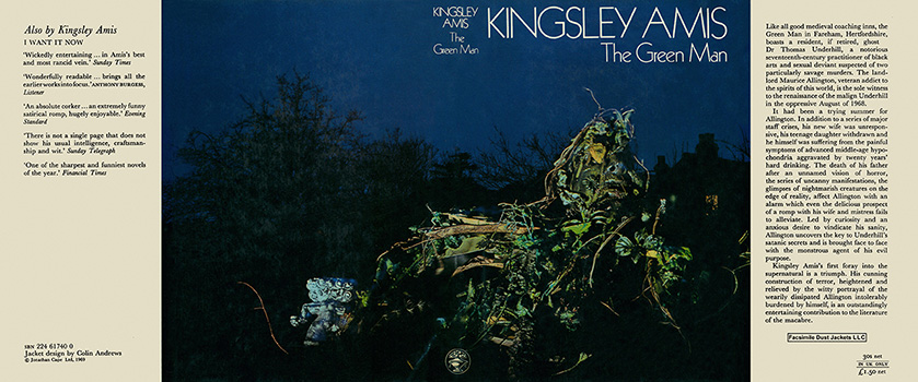 Green Man, The. Kingsley Amis
