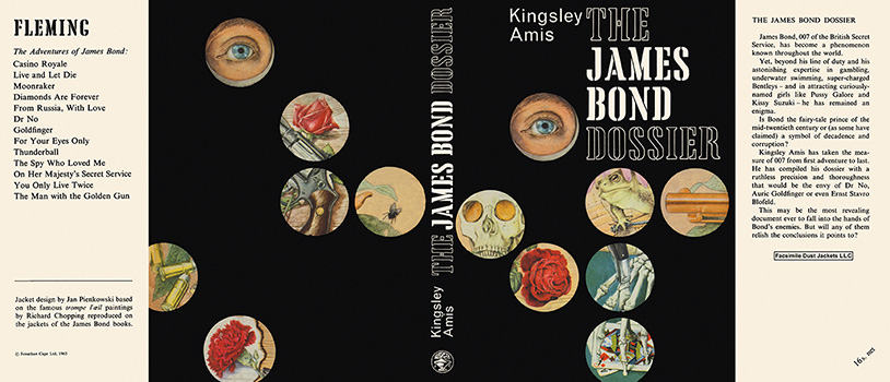 James Bond Dossier, The. Kingsley Amis.
