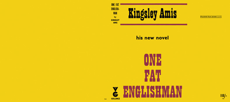 One Fat Englishman. Kingsley Amis