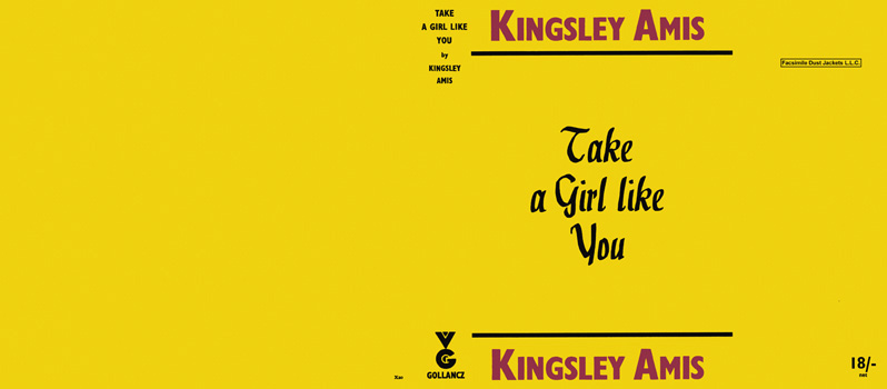 Take a Girl Like You. Kingsley Amis