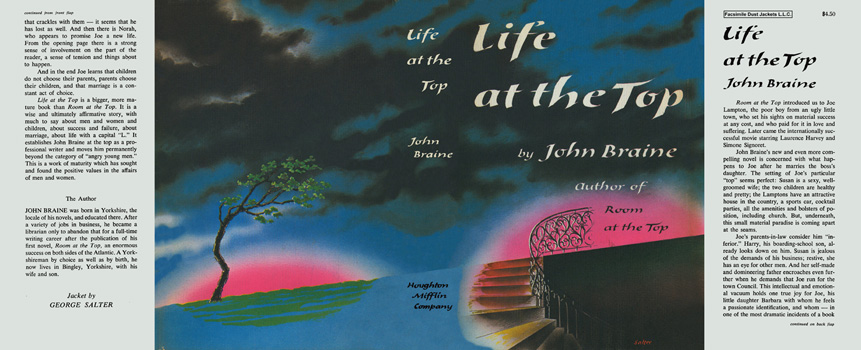 Life at the Top. John Braine