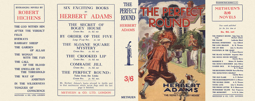 Perfect Round, The. Herbert Adams.