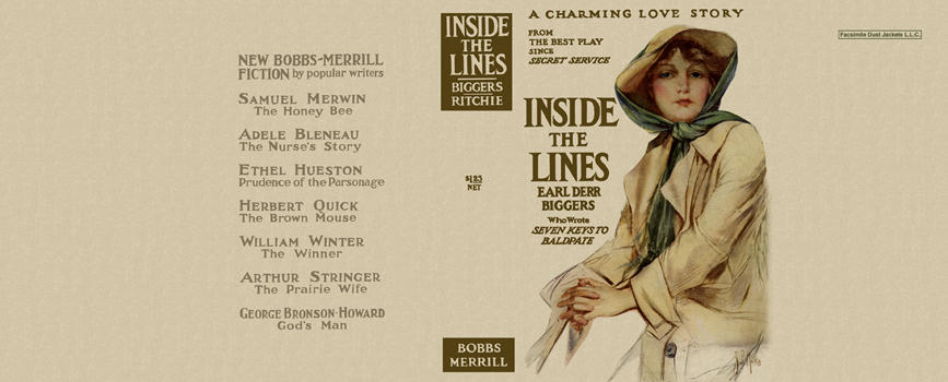 Inside the Lines. Earl Derr Biggers, Robert Welles Ritchie