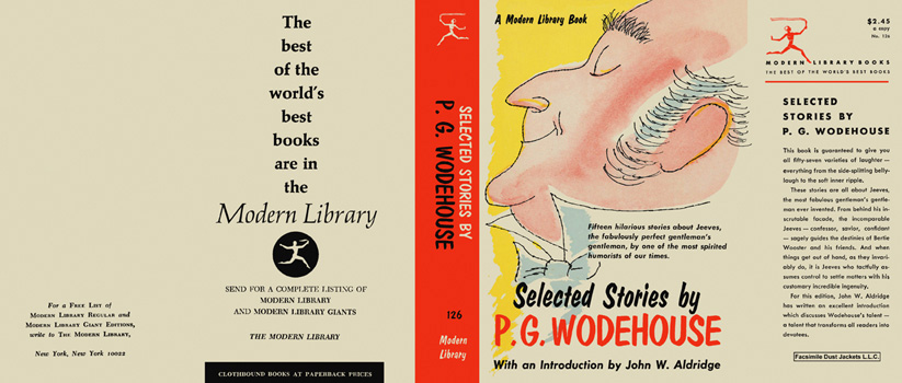 Selected Stories by P. G. Wodehouse. P. G. Wodehouse