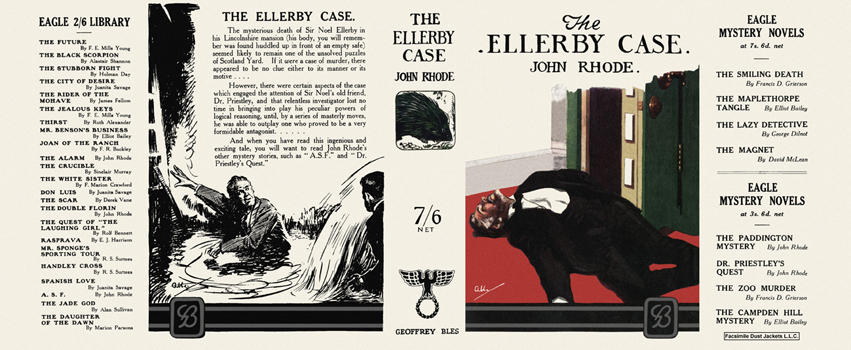 Ellerby Case, The. John Rhode