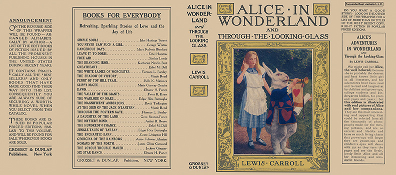 Alice in Wonderland and Through the Looking-Glass. Lewis Carroll