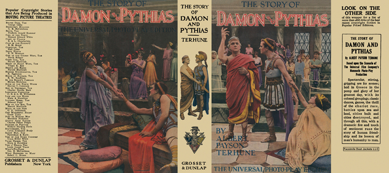 Story of Damon and Pythias, The. Albert Payson Terhune