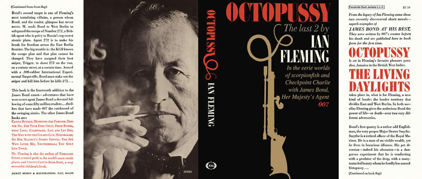 Octopussy. Ian Fleming