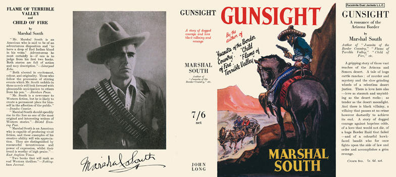 Gunsight. Marshal South