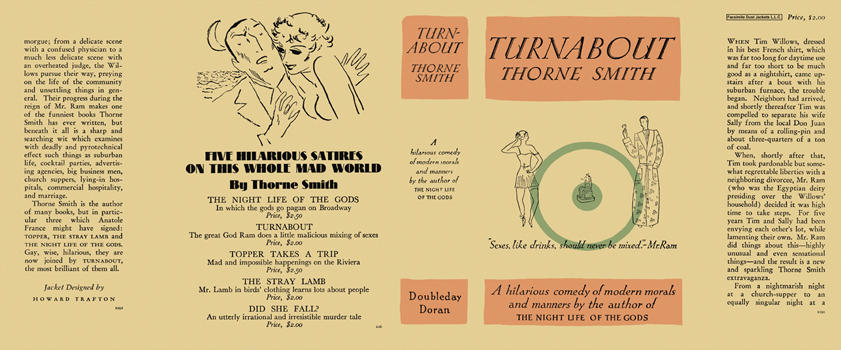 Turnabout. Thorne Smith