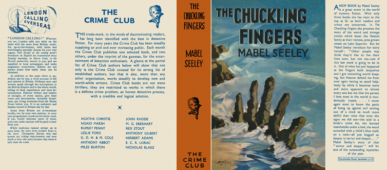 Chuckling Fingers, The. Mabel Seeley