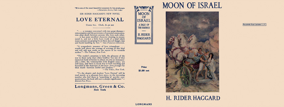 Moon of Israel. H. Rider Haggard