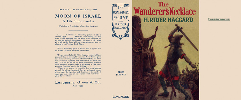 Wanderer's Necklace, The. H. Rider Haggard