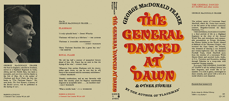 General Danced at Dawn and Other Stories, The. George MacDonald Fraser