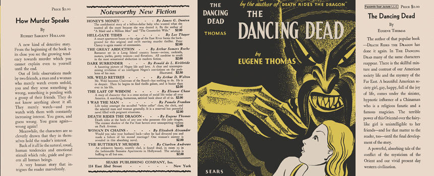 Dancing Dead, The. Eugene Thomas.
