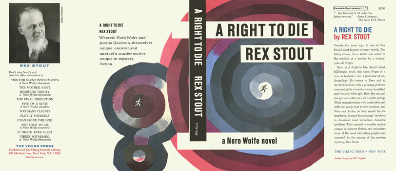 Right to Die, A. Rex Stout.
