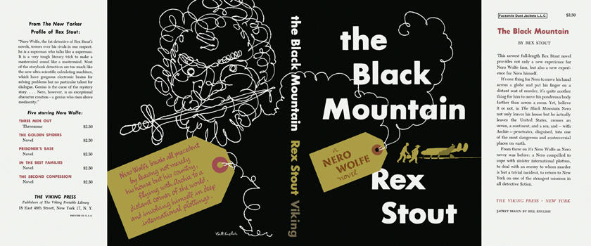 Black Mountain, The. Rex Stout