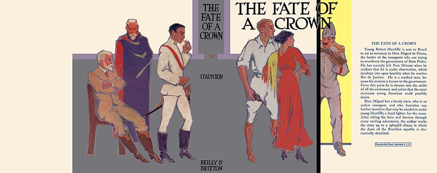 Fate of a Crown, The. Schuyler Staunton, L. Frank Baum.