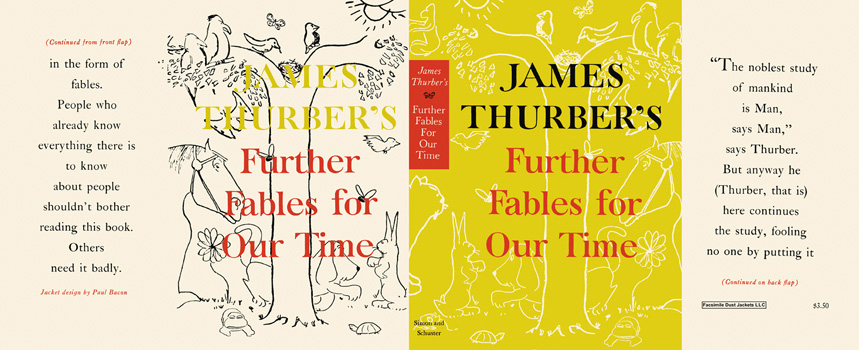 Further Fables for Our Time. James Thurber