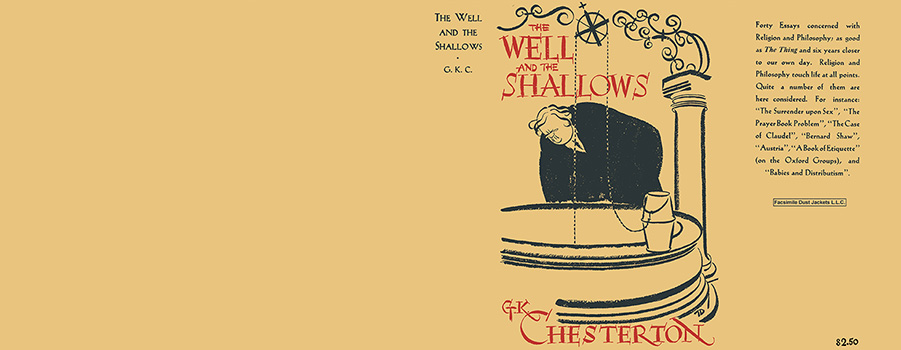 Well and the Shallows, The. G. K. Chesterton.