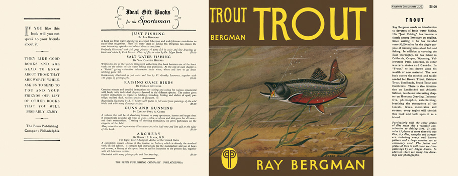 Trout. Ray Bergman