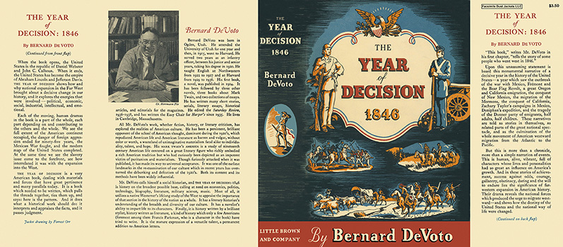 Year of Decision 1846, The. Bernard DeVoto