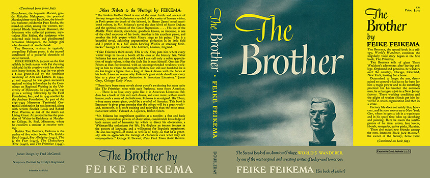 Brother, The. Feike Feikema