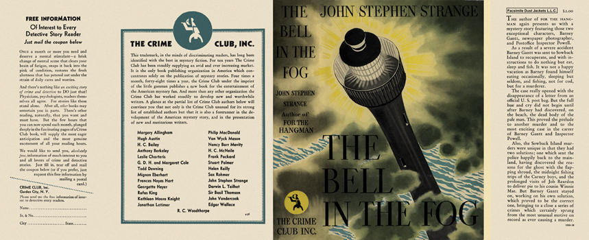 Bell in the Fog, The. John Stephen Strange
