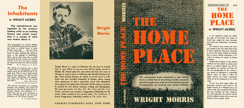 Home Place, The. Wright Morris.